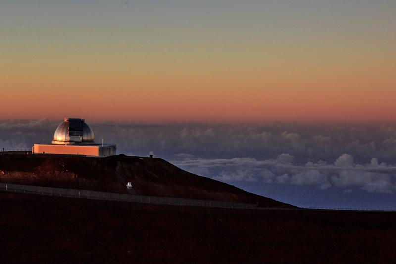 The telescope has pitted scientists against Native Hawaiian activists who say they aren't anti-science but want their culture to be respected. (Julie Thurston Photography via Getty Images)