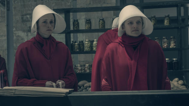 Margaret Atwood's 'Handmaid's Tale' Book Sequel 'The
