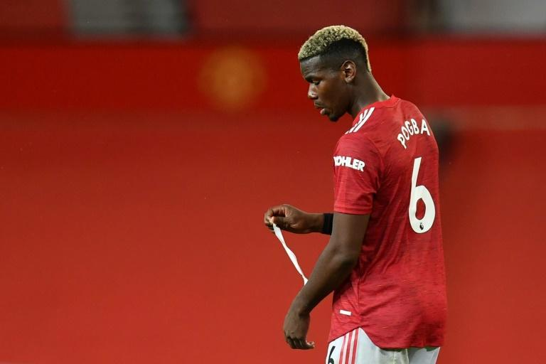 Paul Pogba was the villain for Manchester United in a 1-0 defeat to Arsenal