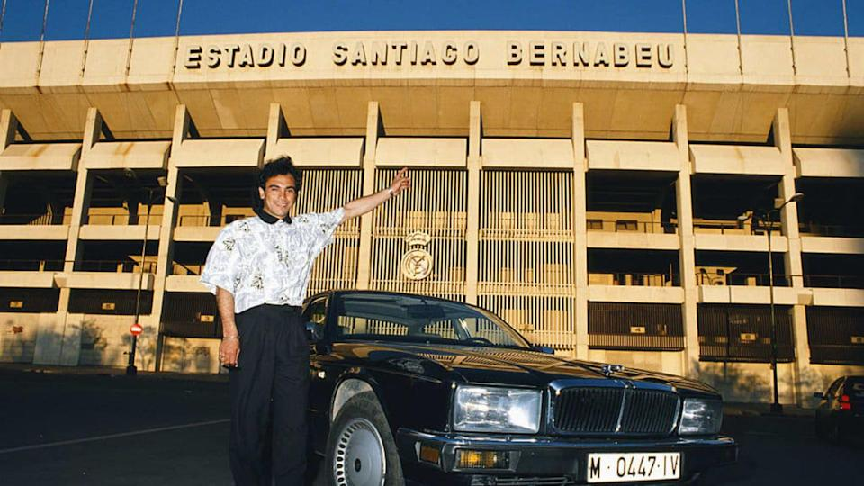 Hugo Sanchez Real Madrid | Getty Images/Getty Images