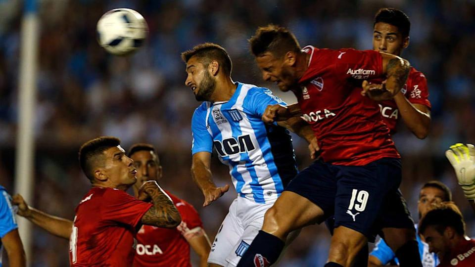 Independiente - Racing | Gustavo Ortiz/Getty Images