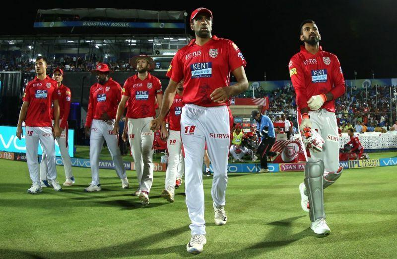 Kings XI Punjab have been a part of IPL since 2008