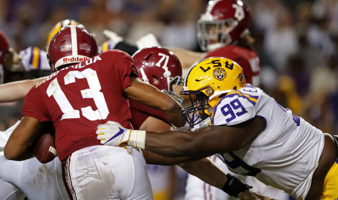Fact or Fiction: LSU will break through this weekend vs. Bama