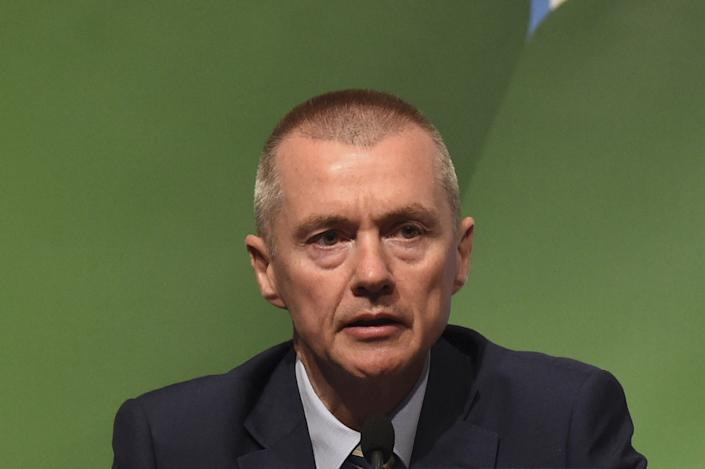 Willie Walsh IAG CEO