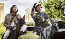 <p>The Laugh Gala in association with Empire Magazine sees Terry Gilliam return to the Festival (<i>Jabberwocky</i> LFF 2017) with the UK Premiere of <i>The Man Who Killed Don Quixote</i>. Two decades in the making, the hotly anticipated adaptation of Miguel de Cervantes' novel sees Toby, a disillusioned advertising executive, pulled into a world of time-jumping fantasy when a Spanish cobbler believes him to be Sancho Panza. The film stars Adam Driver, Jonathan Pryce and Stellan Skarsgård. </p>
