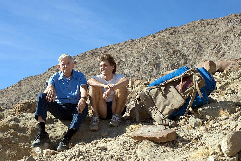 """Best Supporting Actor Nominee - Hal Holbrook, 82, """"Into the Wild"""""""