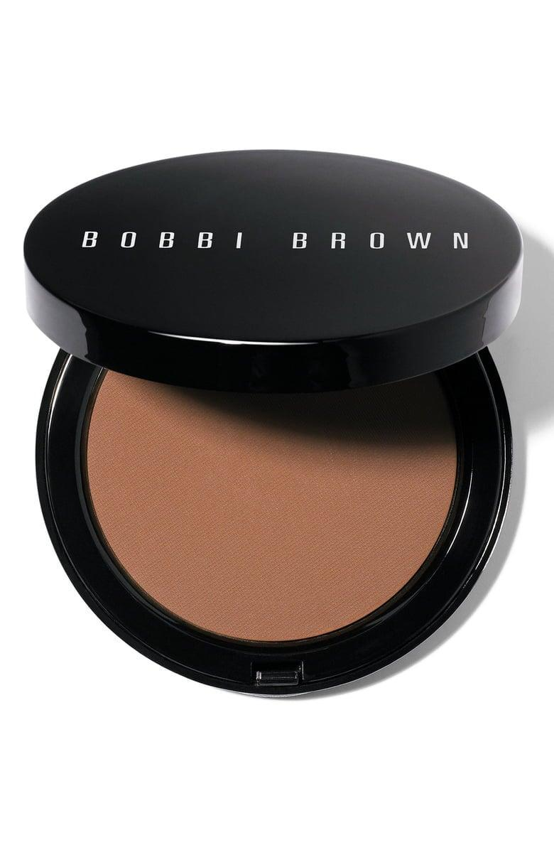 <p>If you need to fake a summery glow, reach for this matte <span>Bobbi Brown Bronzer</span> ($44).</p>