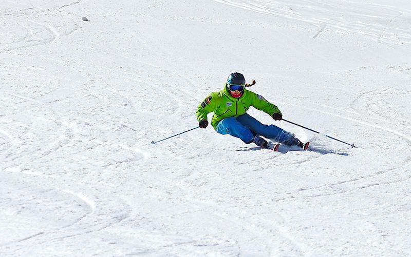 The Warren Smith Ski Academy runs summer ski instructor courses in Italy as well as winter ones in Switzerland
