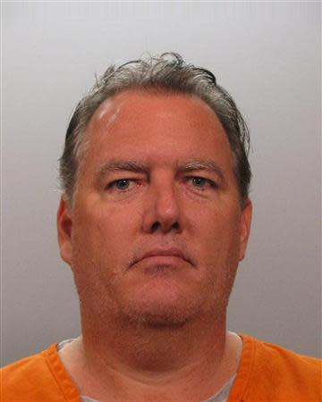 Jacksonville Sheriff's Office booking photo of Michael Dunn