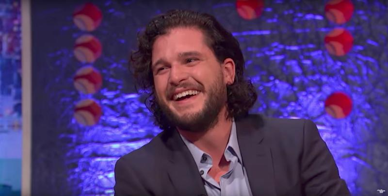 Someone thought it was funny: Kit Harington, who recently proposed to his former co-star, said he received a stern warning from her to never do it again.