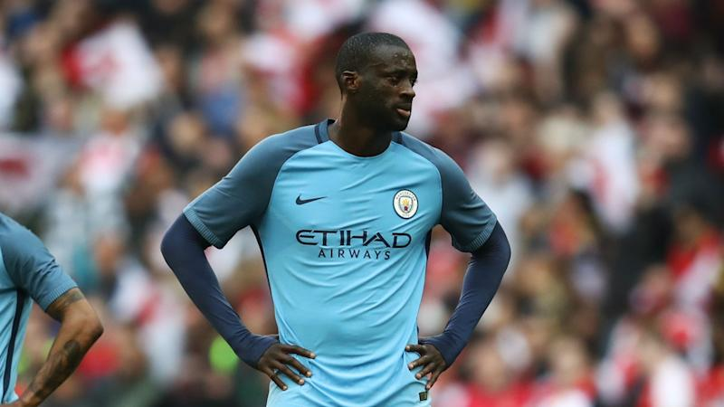 Toure vents fury at Wembley officials: Let's play Man Utd without a ref!