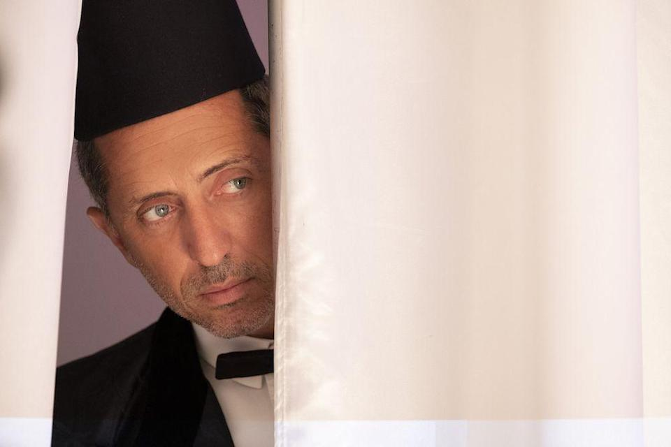 """<p>Gad Elmaleh is a real-life comedy superstar in France—but you may not recognize his name if you're not French. In fact, that's the conceit of the show. Elmaleh tries to """"make it"""" in the U.S. market by moving to L.A. and starting at the bottom of the stand-up circuit. </p><p><a class=""""link rapid-noclick-resp"""" href=""""https://www.netflix.com/watch/80211621?source=35"""" rel=""""nofollow noopener"""" target=""""_blank"""" data-ylk=""""slk:Watch Now"""">Watch Now </a></p>"""
