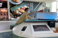A cafe run entirely by a staff of robots opens in Dubai