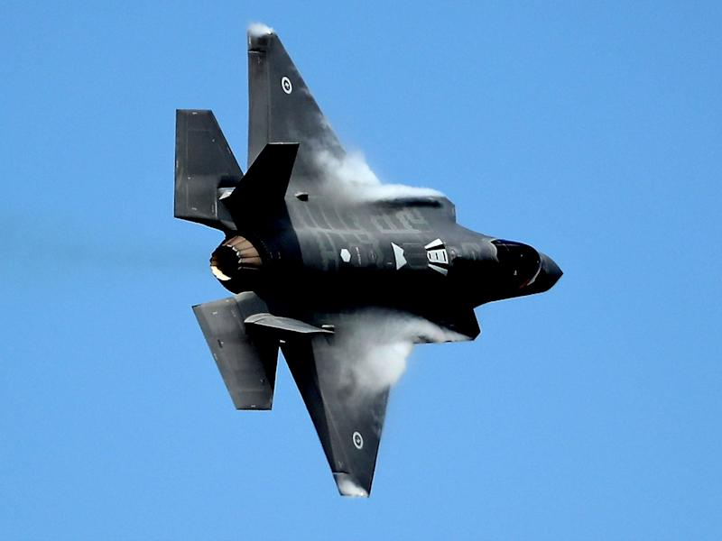 Japanese F-35 stealth fighter jet crashes into Pacific in mysterious circumstances, pilot still missing