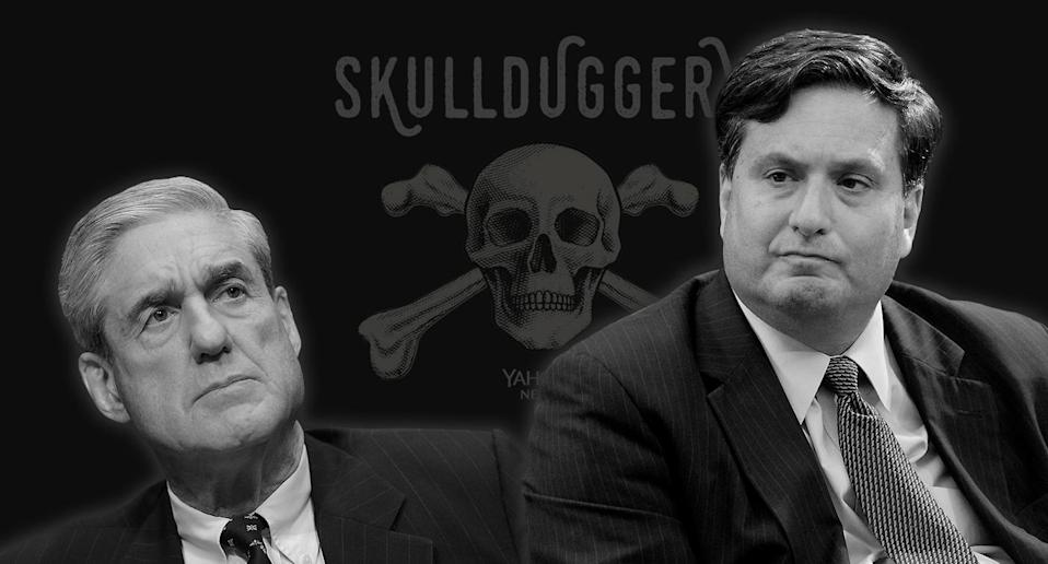 Special counsel Robert Mueller, senior Democratic strategist Ron Klain. (Photo illustration: Yahoo News; photos: Molly Riley/AP, Jacquelyn Martin/AP)