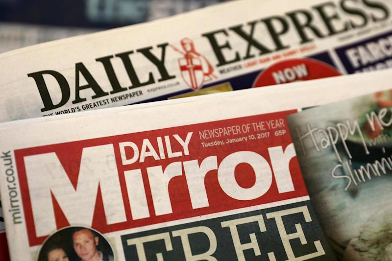 Trinity Mirror has bought the Daily Star and Daily Express in a £126m deal: Getty Images