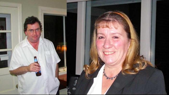 Bill and Lorraine Currier were chosen at random by Israel Keyes and abducted from their Essex, Vermont, home on June 8, 2011. They were taken to a farmhouse and murdered. / Credit: WCAX/CBS 11
