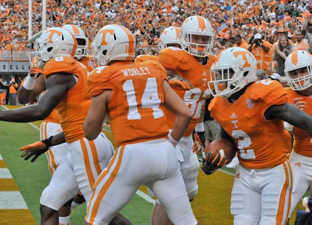 Tennessee's young team proves to be better than expected