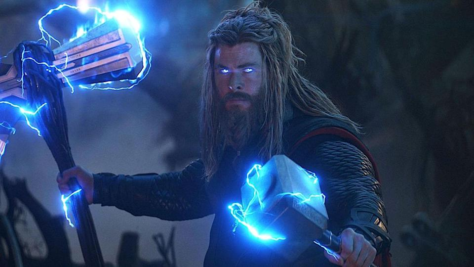 Thor in 'Avengers: Endgame'. (Credit: Marvel)