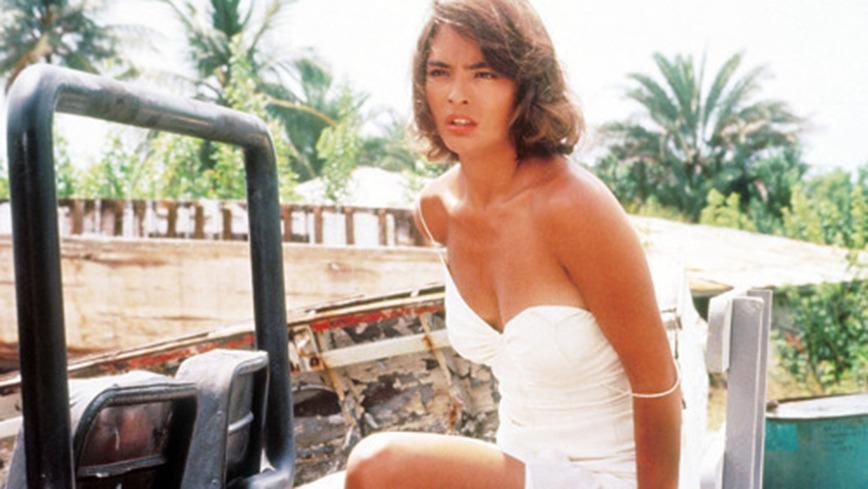 <p>Talisa Soto, 'License to Kill' (1989)</p><p>The American actress and model played Lupe Lamora, the unfaithful mistress of the drug kingpin Franz Sanchez. She proves quite useful to Timothy Dalton's 007.</p>