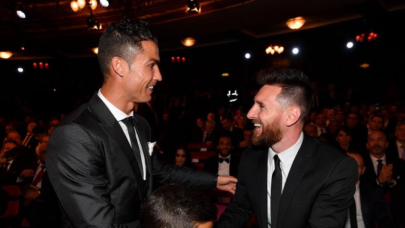 'Ronaldo & Messi The Best snub is disrespectful' - Football legends line up to slate duo's FIFA award absence