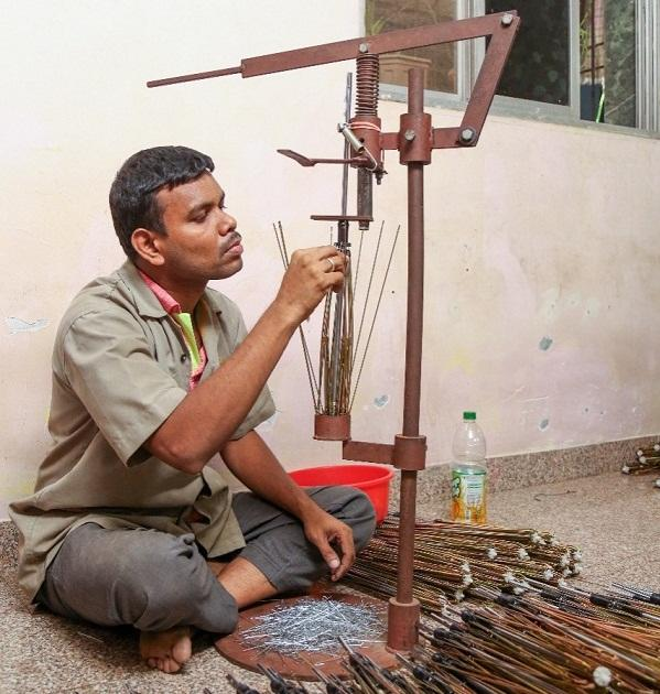 Nethra's aim is to offer a ray of hope through which the blind and the differently abled can 'see' a better future for themselves
