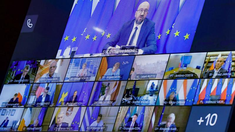 EU will not recognise Lukashenko's re-election, plans sanctions on those behind protest crackdown