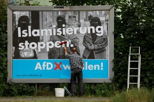 Dismay as Germany's hard-right AfD marches into parliament
