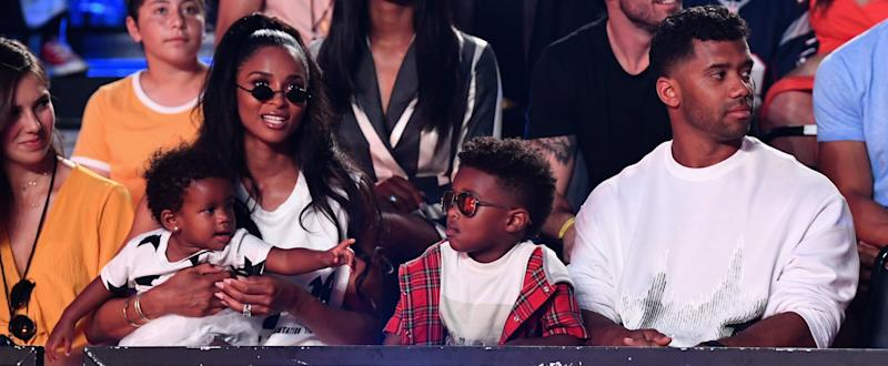 Ciara's Entire Family Showed Off Their Best Dance Moves, and Future Jr. Nailed It!