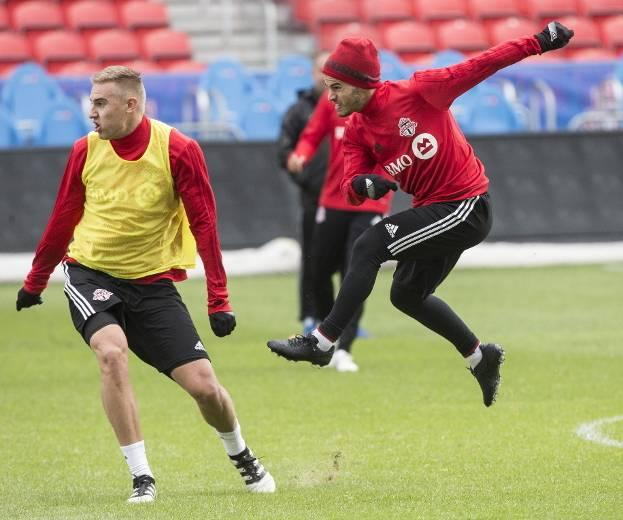 Big guns return as Toronto FC set for home opener