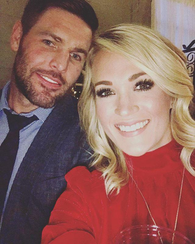 "<p>Carrie Underwood's bassist, Mark Childers, first tried to set her up with the National Hockey League star in 2008, according to <a rel=""nofollow"" href=""https://www.bustle.com/articles/89358-how-did-carrie-underwood-mike-fisher-meet-the-country-star-used-her-fame-to-make""><em>Bustle</em></a>. But Carrie wasn't a fan of blind dates - plus, she was skeptical, since Mike lived so far away, in Canada.</p><p>So instead, Mark arranged for the two to cross paths at a meet-and-greet backstage at one of Carrie's concerts. </p><p>Her reaction the first time she saw Mike: ""Hot, hot, hot,"" she said in her <em>VH1 </em><em>Behind The Music</em> special, via <a rel=""nofollow"" href=""https://www.bustle.com/articles/89358-how-did-carrie-underwood-mike-fisher-meet-the-country-star-used-her-fame-to-make""><em>Bustle</em></a>. And the first impression she made on him was just as good: ""First time I saw her, she was more beautiful in person than on TV."" *Swoon*</p><p><a rel=""nofollow"" href=""https://www.instagram.com/p/BafcEWtFywW/?taken-by=carrieunderwood"">See the original post on Instagram</a></p>"