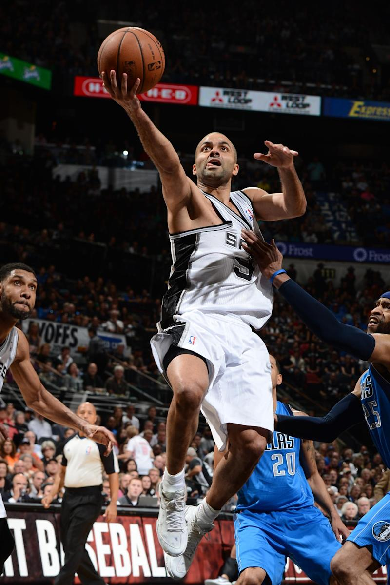 Parker leads Spurs past Mavs in Game 7