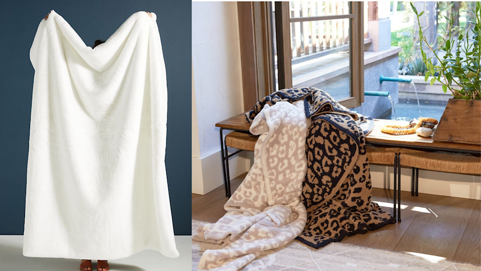 Best gifts for women: Throw blankets