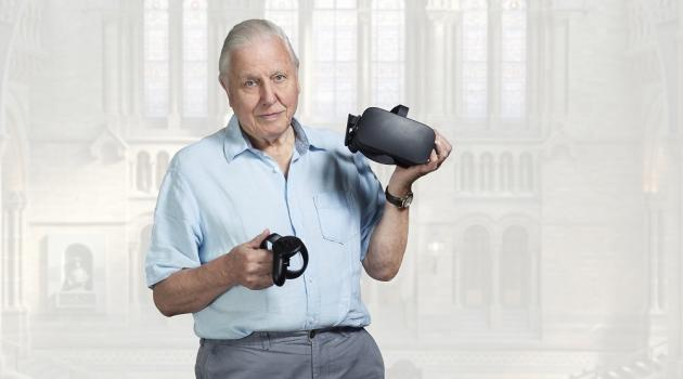 David Attenborough Is Being Turned Into A Hologram