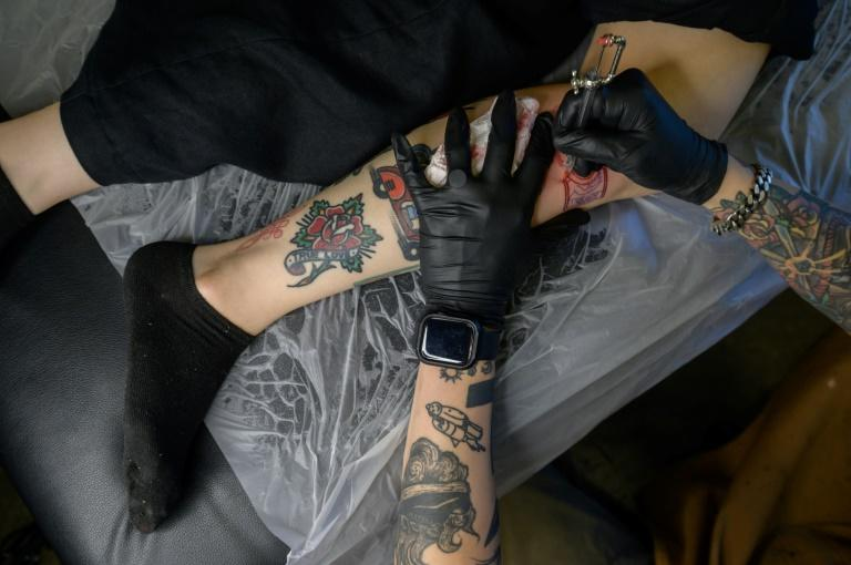 Marked for life: South Korea's tattoo artists seek legalisation