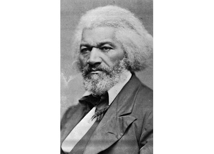 """Douglass delivered a famous speech — """"What to the Slave is the Fourth of July?"""" — in Rochester in 1852. (Photo: ASSOCIATED PRESS)"""
