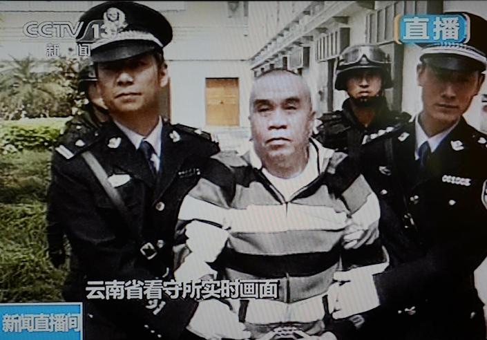 In China, Amnesty Int'l said, there are signs that the number of executions has decreased in recent years, but it could not verify this (AFP Photo/-)