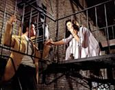 "<p>More than five years after transitioning from child actor to legit screen star, Wood captivated audiences in <em>West Side Story</em>. Starring as love-torn teenager Maria, Wood did all her own dancing for the musical—although her <a href=""https://www.imdb.com/title/tt0055614/trivia"" rel=""nofollow noopener"" target=""_blank"" data-ylk=""slk:voice was dubbed"" class=""link rapid-noclick-resp"">voice was dubbed</a> with Broadway star Marni Nixon's.<br></p>"