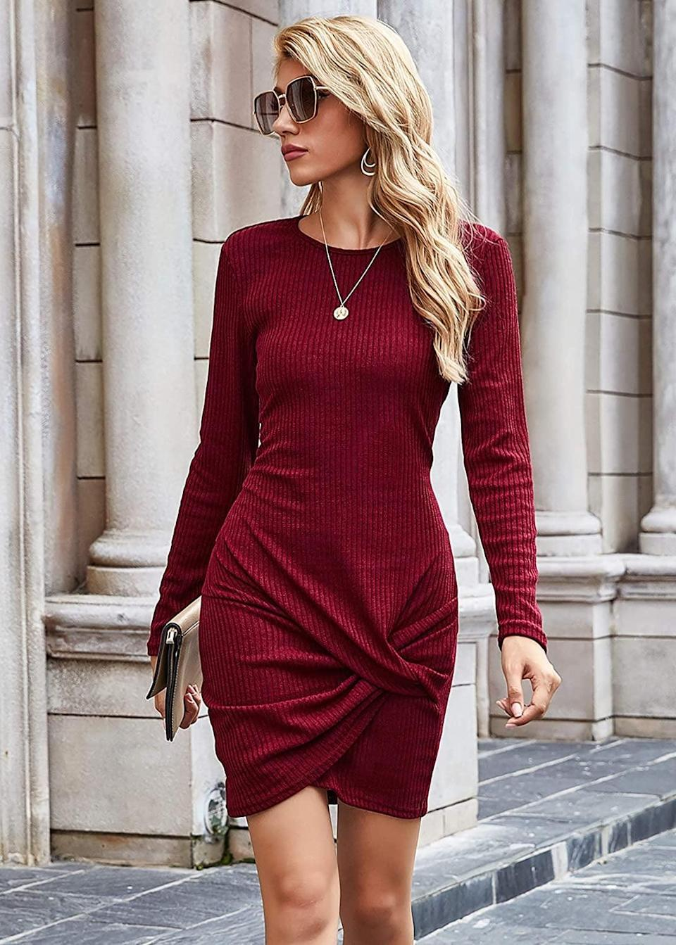 <p><span>BTFBM Long-Sleeve Dress</span> ($25, originally $27)</p>