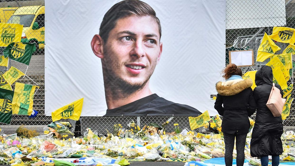 Emiliano Sala pilot not qualified to fly at night