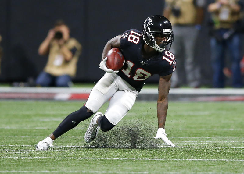 Falcons Calvin Ridley Out For Rest Of Season