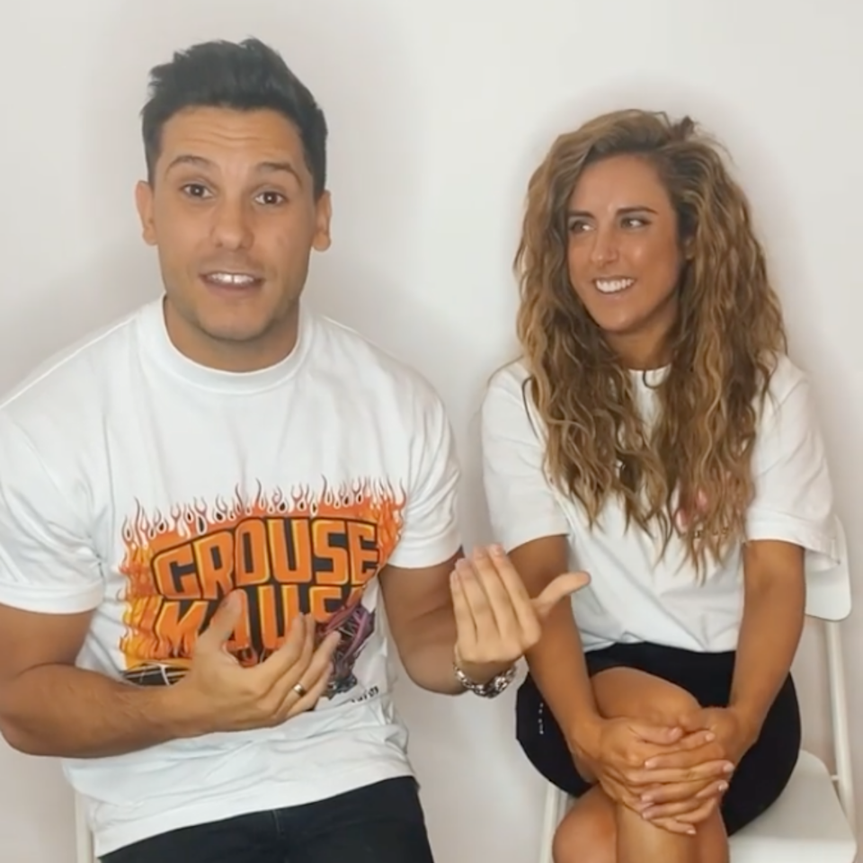 Johnny and Kerry answered fan questions in an IGTV video.