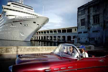 Carnival sued in US over seized property in Cuba, in a first