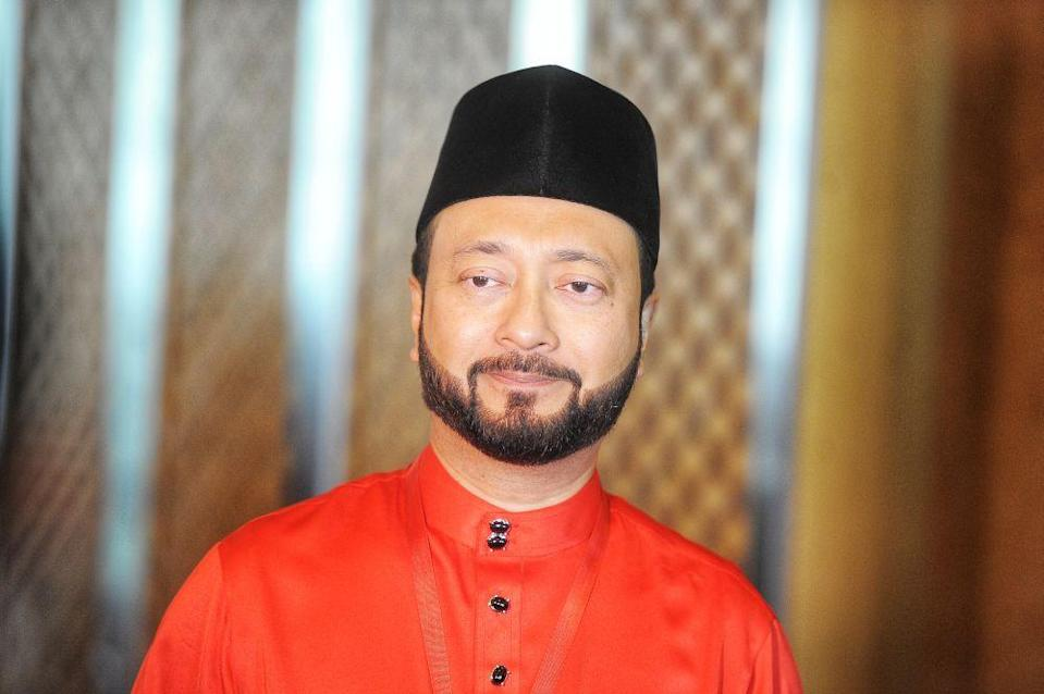 Datuk Seri Mukhriz Mahathir said his party still believed a general election should not happen. ― Picture by Shafwan Zaidon