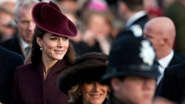 Kate Middleton Channels Diana with Charity Selections