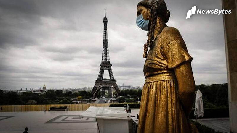 Coronavirus cases and hospitalization up again in France
