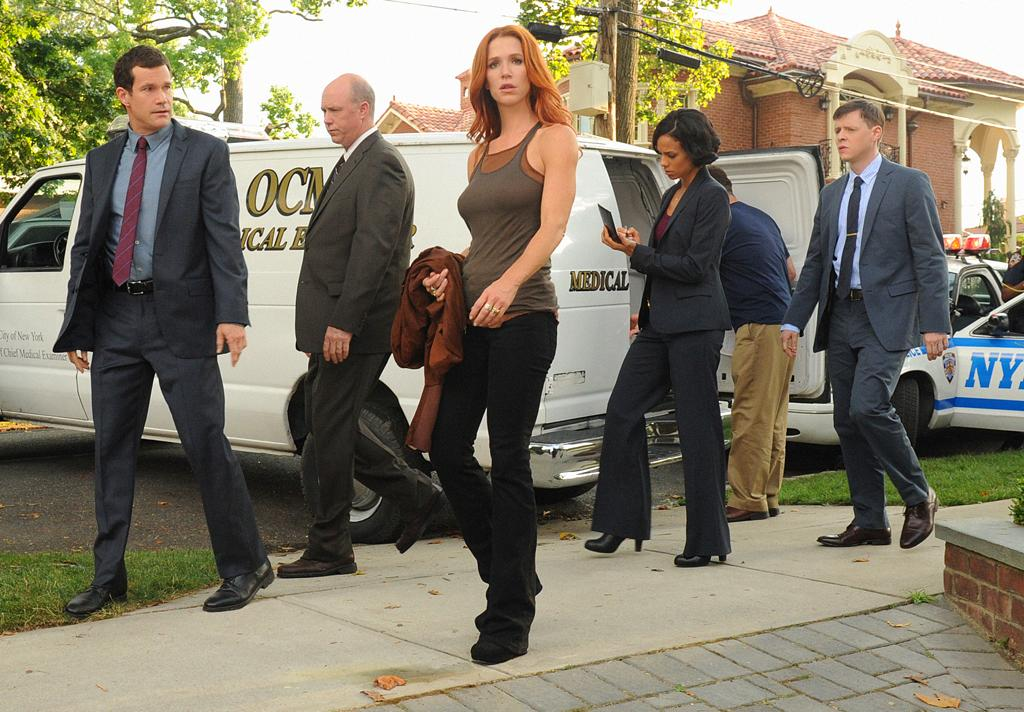 """<b>""""Unforgettable"""" (CBS)</b><br><br>Read more on our <a href=""""http://tv.yahoo.com/shows-in-trouble"""">Shows in Trouble</a> page"""