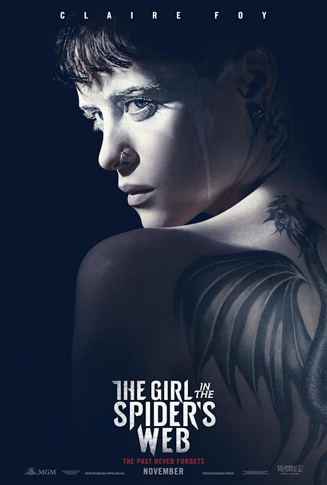 <em>The Girl in the Spider's Web</em> (Image: Sony)
