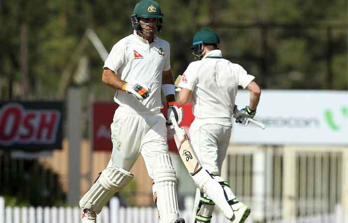 3rd Test: Smith, Maxwell lead Australian charge