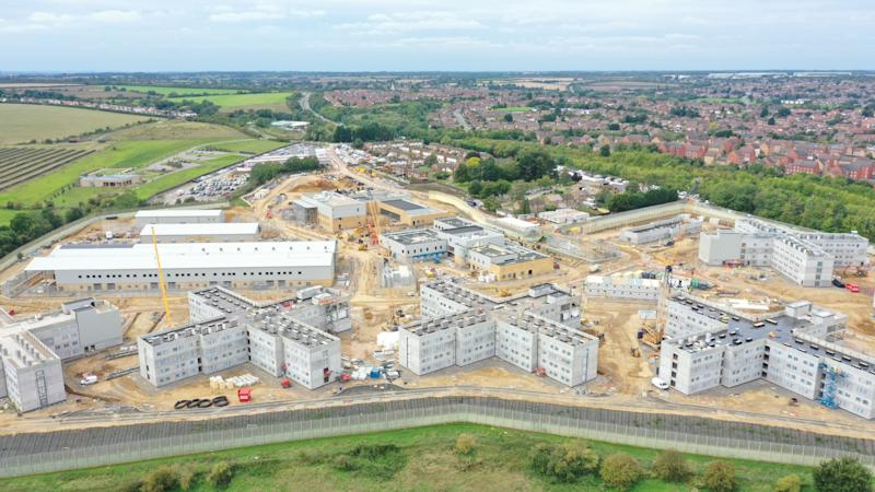 G4S awarded £300m contract to run new mega-jail